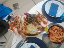 Portuguese seafood!!