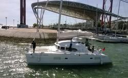 Sailing tour,Lagoon 38'