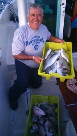 Fishing Trip, Douradas (Sea Bream)