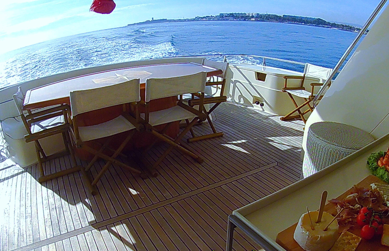 Yacht charter in Cascais