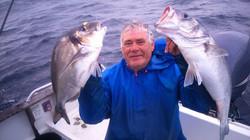 Fishing Trip, Seabream and sea bass!