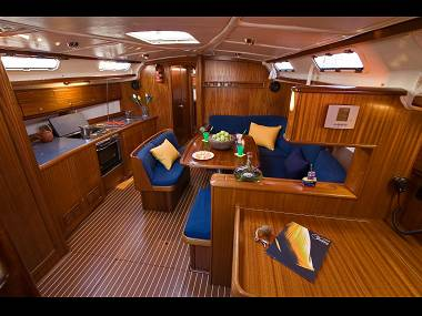 Sailing tour, Maramu 50'
