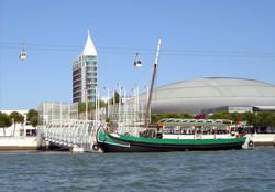 Aluguer de barco Varino do Tejo