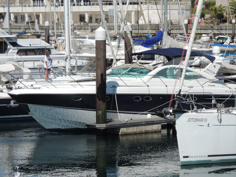 Yacht tripTarga 52'