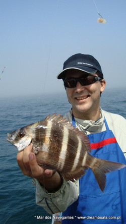 Fishing in Lisbon!!