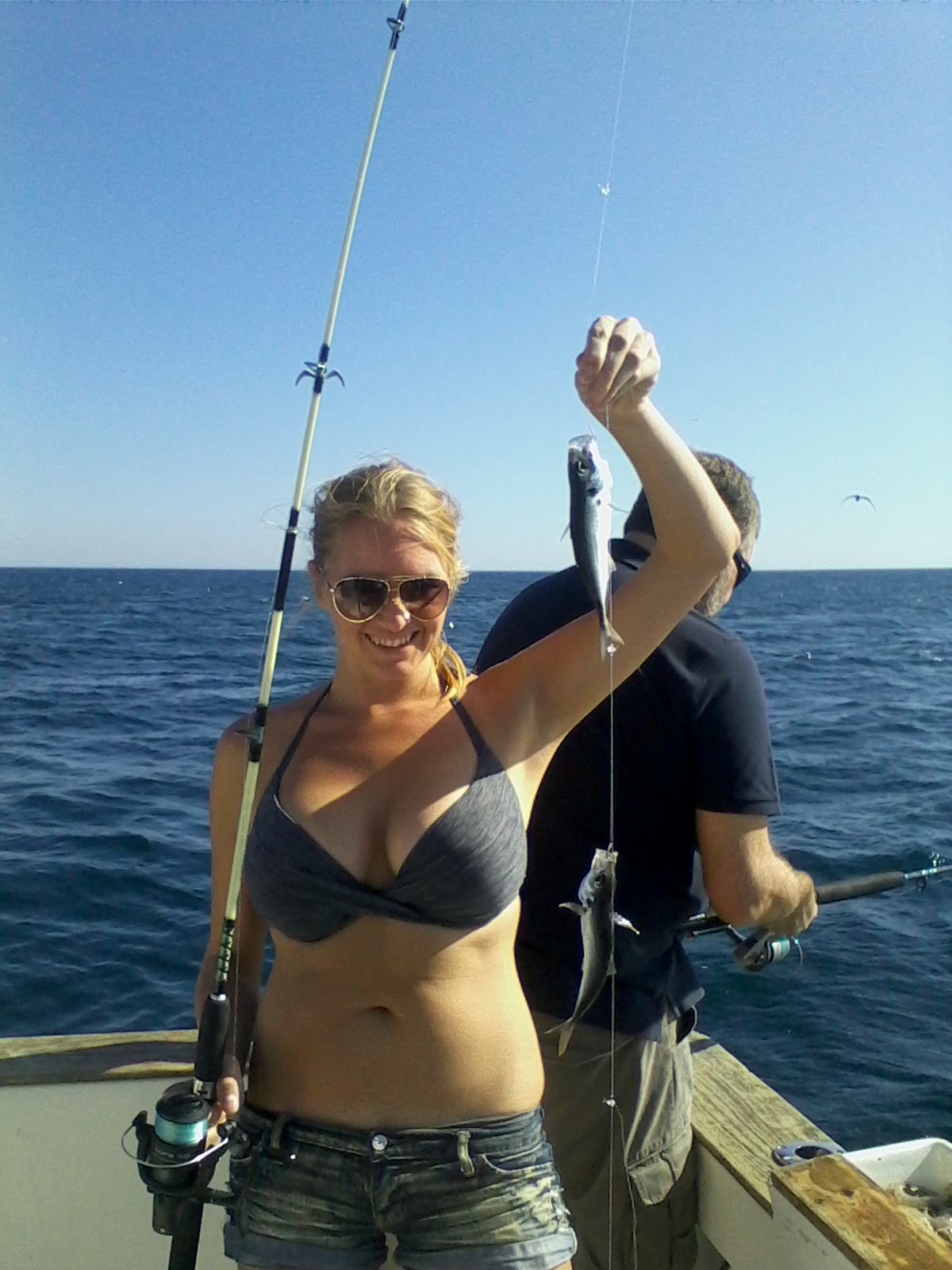 Fishing in Cascais