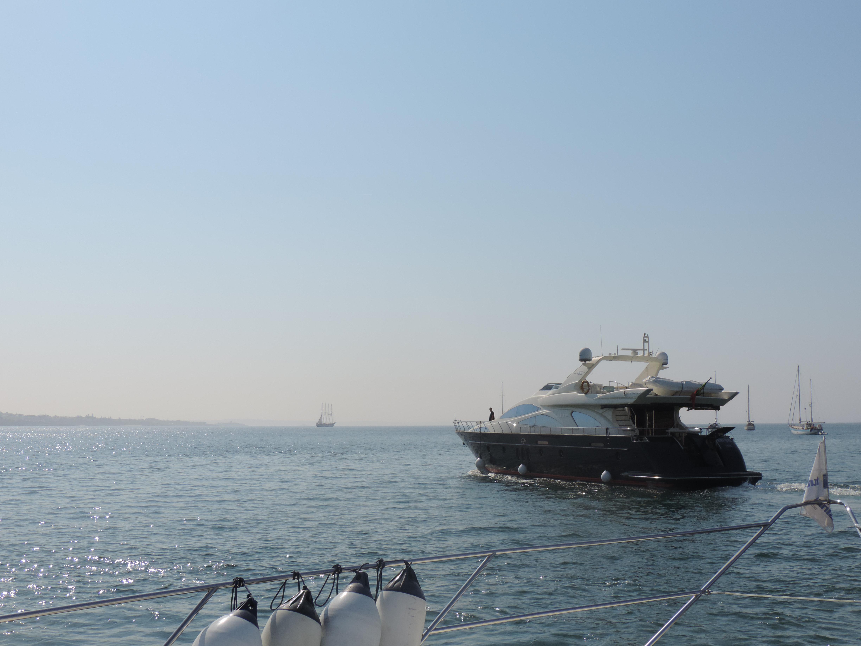 Yacht Tour Azimut 80'