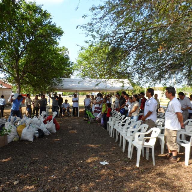 Fiesta de Semillas Xcalot Akal, 2012