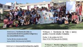 Seminarios Red TICCA México