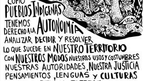CAMPAÑA U JEETS'EL LE KI'KI KUXTAL POR UNA VIDA DIGNA ¡VAMOS POR LA AUTONOMÍA!