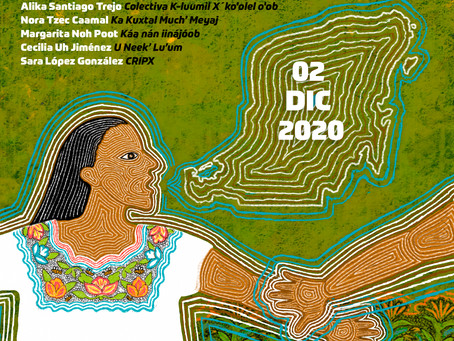 Encuentro de Mujeres Mayas