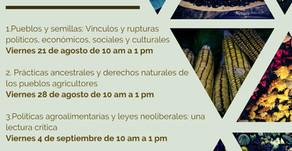 Seminario para la Defensa de las Semillas Nativas