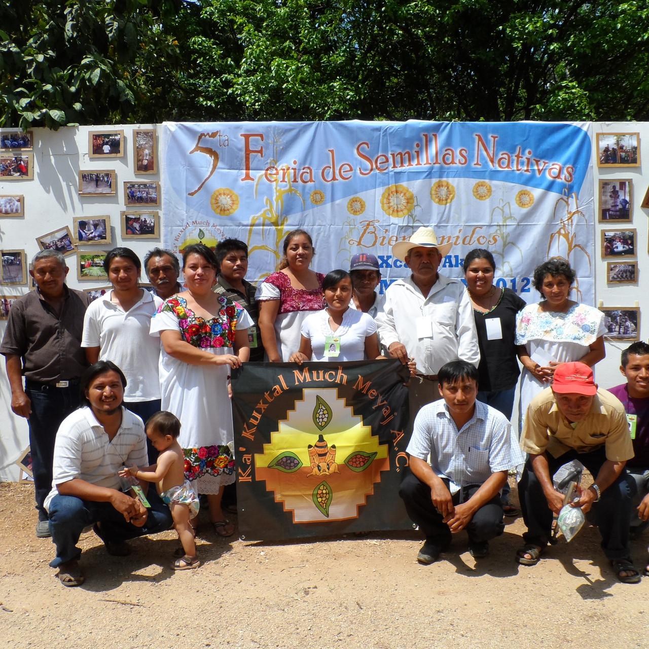 Comité organizador de la Fiesta 2012