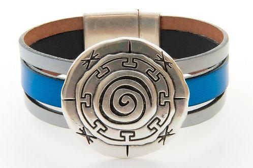 Silver Seas Mandala