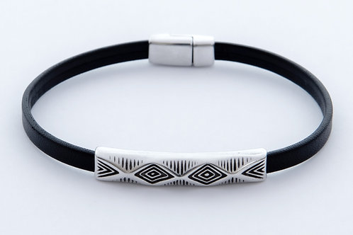 Aztec Diamond-Black
