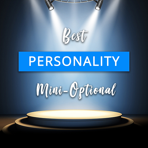 Best Personality