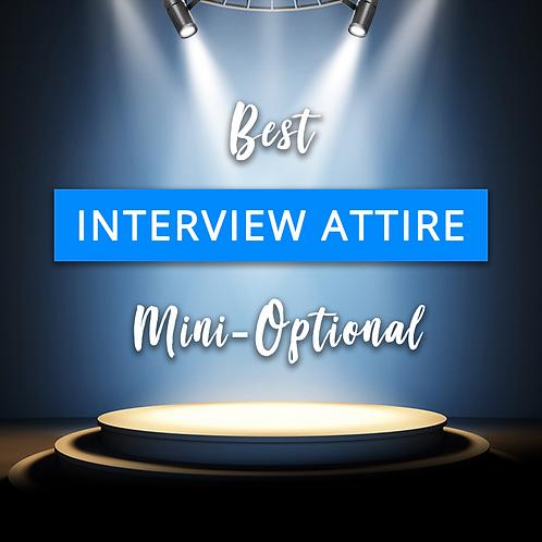 Best Interview Attire