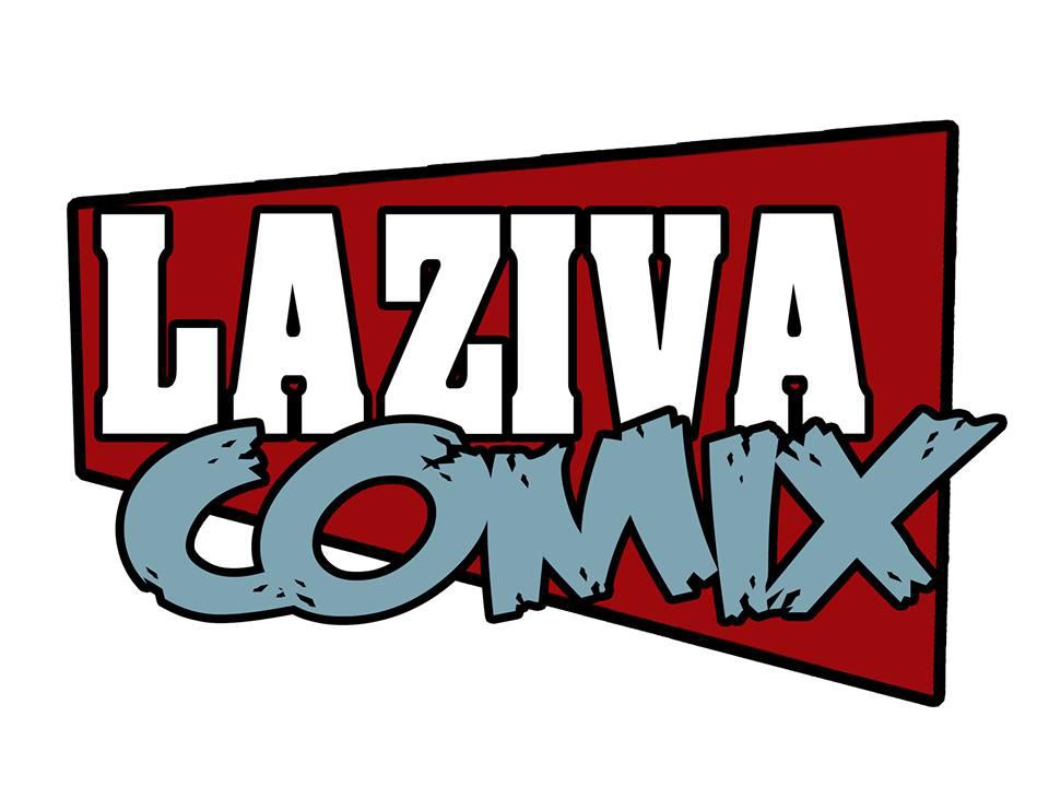 Logo de Laziva Comix
