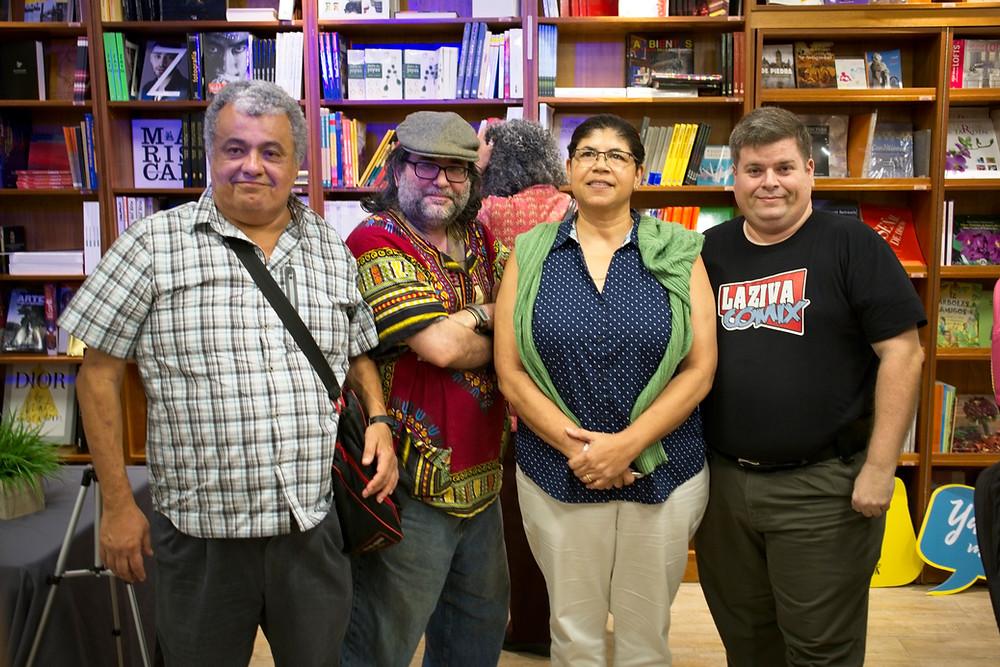 José Reyes y Team Laziva
