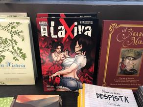 Laziva X en Bookmark
