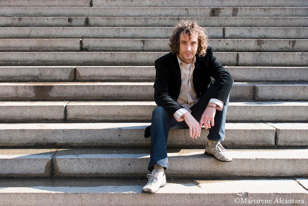 Al escritor José Ignacio Valenzuela le fascinó Laziva.