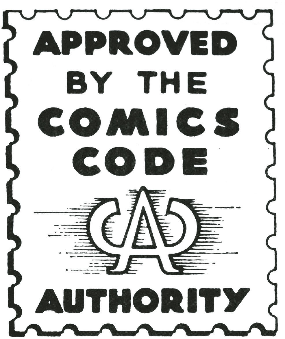 Sello del Comic Code Authority