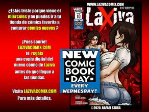 Lee Laziva # 10 GRATIS