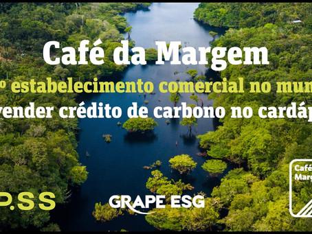 São Paulo terá primeira cafeteria do mundo com venda de créditos de carbono