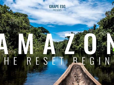 Grape ESG lançará filme inédito sobre a Amazônia, dia 22 de abril. Confira o teaser