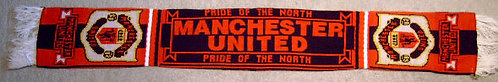 Sjaal  Manchester United