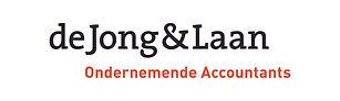 Logo de Jong & Laan ondernemende account