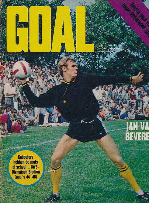 Goal 23 - 1971