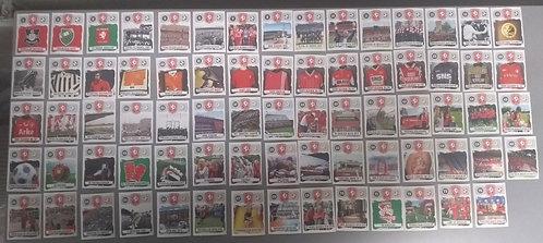 Voetbalplaatjes FC Twente