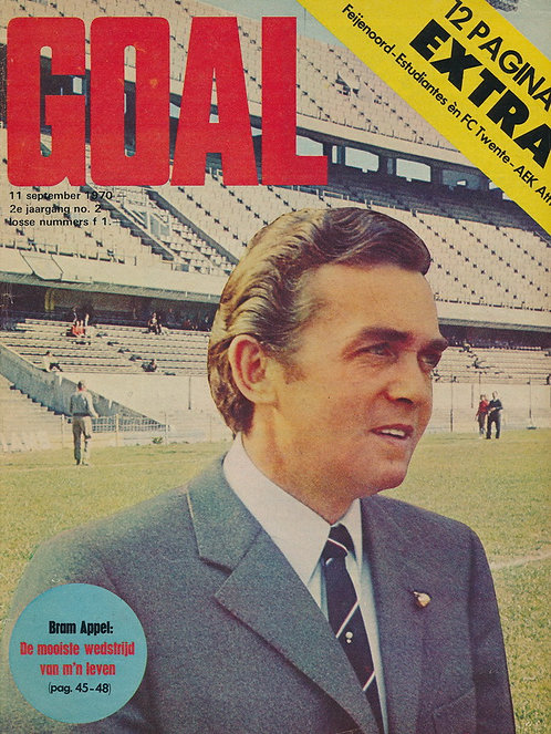 Goal 2 - 1970