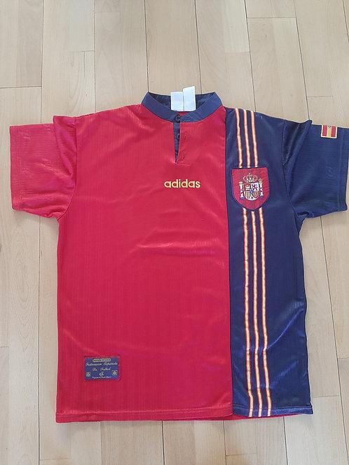 Voetbalshirt Spanje