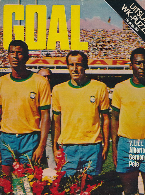 Goal 43 - 1970