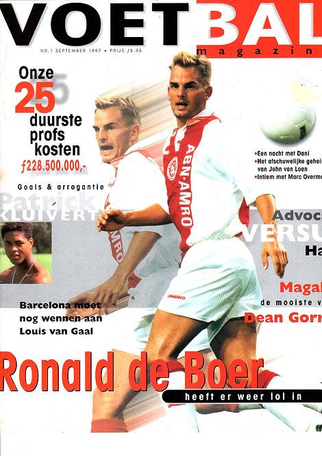 Voetbal Magazine no. 1