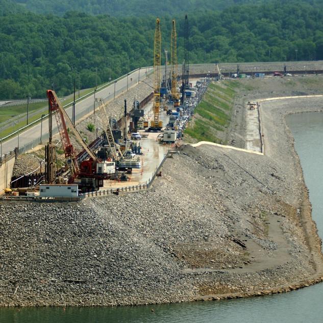 Wolf Creek Dam Rehab Project