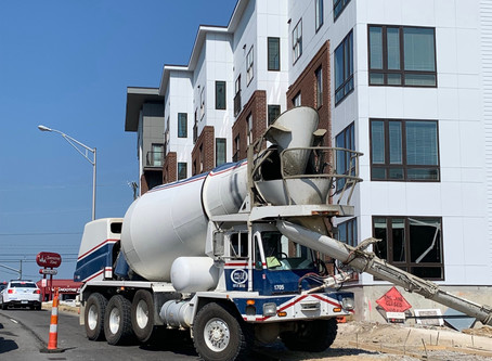 Best Ready Mix Concrete in Nashville, Tennessee.