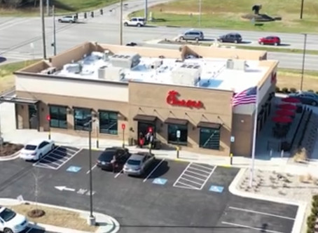 Chick-fil-a in Somerset, Kentucky