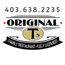 Original T's logo