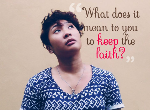 Keeping the Faith?