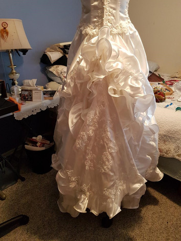 Refurbished Gown