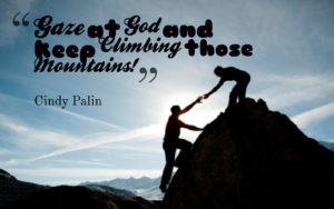 Climbing Mountains?