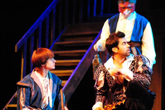 Mercutio, Romeo and Juliet