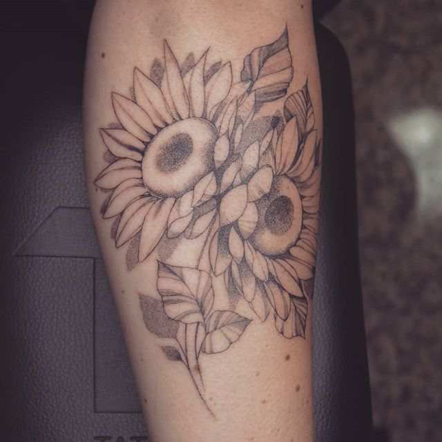 Another freehand transformation 🌻