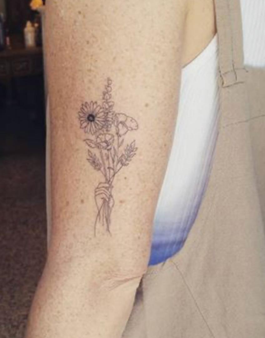 Tattoo by Grayson Porritt