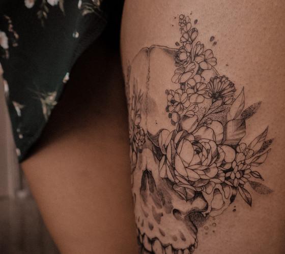 Tattoo by Mackenzie Evanjeline