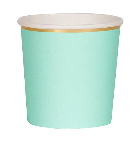Meri Meri Mint Tumbler Cups
