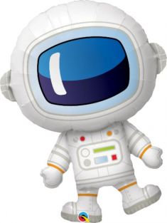 Helium-inflated Adorable Astronaut